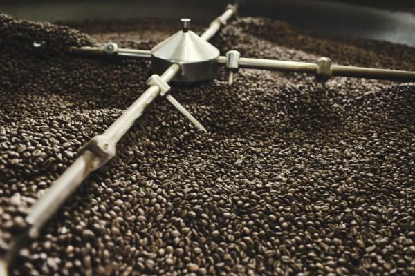 tostatura lenta caffè