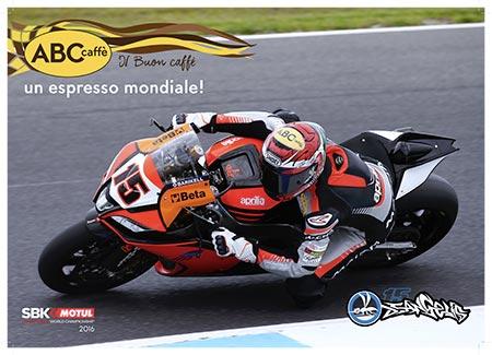 motogp superbike ABC caffè
